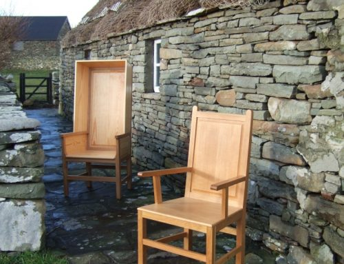 The History of the Shetland chair
