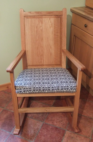 Shetland rocking chair