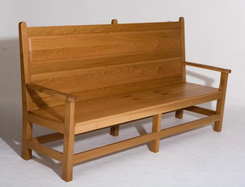 Restin chair (Traditional bench)